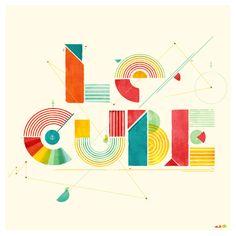 Le Cube by Ralph Karam, via Behance