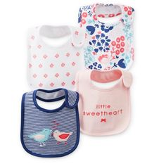 Teething Bibs for Girls - Carters - 4 Pack Carter's http://www.amazon.com/dp/B00KEA8UXA/ref=cm_sw_r_pi_dp_5a1Evb1V93XZX