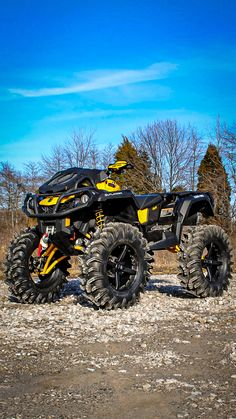 Come check out SuperATV's parts and accessories to see how you can make your Can-Am Renegade the meanest, sportiest ATV in the ride park. Atv Riding, Horse Riding, Riding Boots, Can Am Atv, Big Ford Trucks, Kids Atv, Sport Atv, Power Bike, Atv Four Wheelers