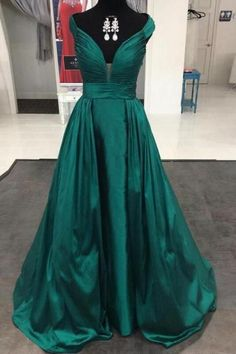 New Arrival Ball Gown Prom Dresses,Floor-Length Prom Dresses,Evening Dresses,Sweet 16 dresses,Graduation Gowns,Green prom Dresses #eveningdresses