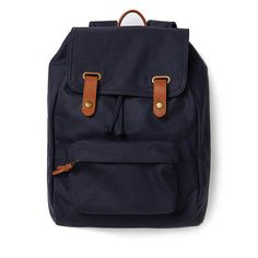 Waiting for these Everlane Snap Backpacks to come back. Waxed canvas, nylon lining with gingham on the inside. Ready for the Spring.
