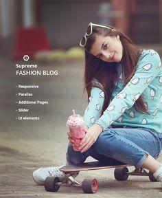 Joomla Theme , Fashion