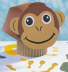 ESPAÇO EDUCAR: 14 de Março é dia dos animais! Vamos montar chapeuzinhos de animais? Imagens e moldes!