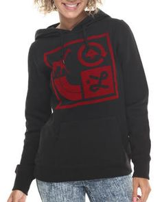 #luxirie Box Icons Pullover Hoodie w/flocking by LRG Unique Womens Fashion Inspiration Style Apparel Clothing Design #UNIQUE_WOMENS_FASHION