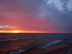 Lake Michigan/Good Hart Michigan area.