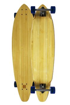 Bamboo Sk8 Square Tail Longboard. Love it!