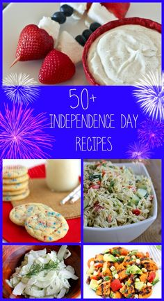 50+ Recipes for Independence Day Picnics