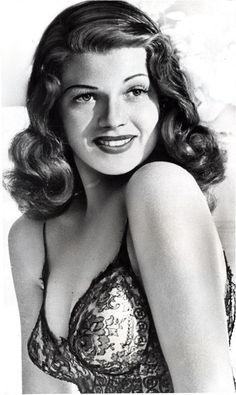 Batto presenta...: Bellezas de cine. Rita Hayworth