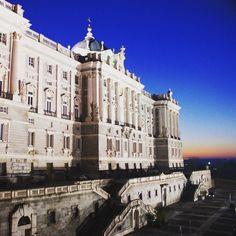 Palacio Real (Madrid) by mmarchant_ec
