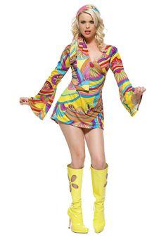 Hippie Go Go clothing.