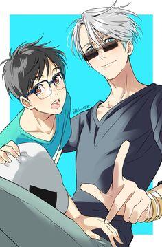 Yuri And Victor Creditos A:@blau678
