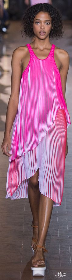 """Spring 2016 Ready-to-Wear Stella McCartney """"And the LORD said to Moses, """"Go to the people and consecrate them today and tomorrow. Have them wash their clothes."""" Exodus 19:10"""