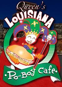 Queen's Louisiana Po-Boy Cafe - Cajun Food for Takeout and Delivery in San Francisco. Online ordering and Food Delivery by Waiter.com.