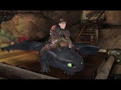 [SFM Dragons] Toothless! - YouTube