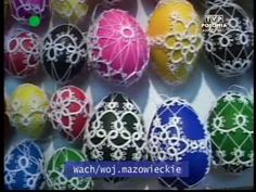 Needle tatting - practice - lesson 1 part one - Cwiczenia do lekcji 1 - czesc pierwsza - YouTube