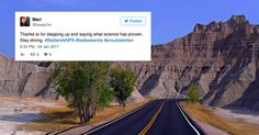 Twitter users finding hope in 'badass' national parks http://rite.ly/jLtV