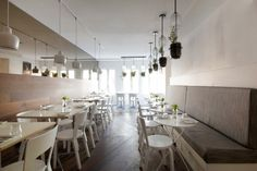 Artek - Projects - Contract Projects - The Toucan & The Lion Restaurant, New York, USA