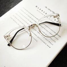 HONEYMIX. - Clear Frame Glasses