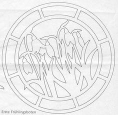 Sněženky Kirigami, Stencils, Diy And Crafts, Paper Crafts, Pig Art, Metal Engraving, Cut Work, Scroll Saw Patterns, Mandala Coloring