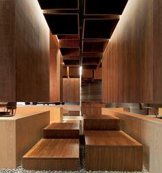neri & hu stacks rectangular frames on le meridien zhengzhou facades