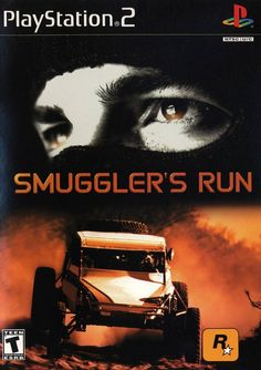 Smuggler's Run Greatest Hits (Sony PlayStation 2 Xbox One, Juegos Ps2, Who Plays It, Nintendo, Game Data, Rockstar Games, Playstation Games, Greatest Hits, Peace Of Mind