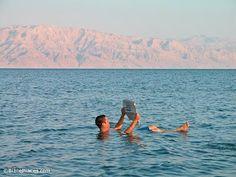 Dead Sea (BiblePlaces.com)