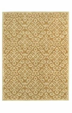 "Mirabella Gold 04200 by Shaw Rugs. $189.00. 2' 6"" x 8'. Mirabella Gold 04200"