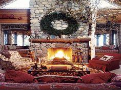Cozy and Rustic Cabin Decor Ideas