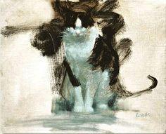 """Nancy Guzik (American, b. 1944) - """"Zorro"""""""