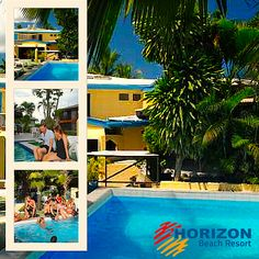 Horizon Beach Resort, Fiji for an awesome 'start' or 'end' of your #Fiji holiday. Visit  for more information.