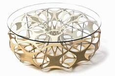 Geometric Cardboard Seats : Lazerian Studio
