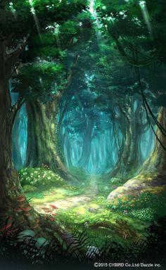 Fantasy Art Landscapes, Fantasy Landscape, Landscape Art, Landscape Paintings, Fantasy Concept Art, Fantasy Artwork, Fantasy Places, Fantasy World, Beautiful Nature Wallpaper