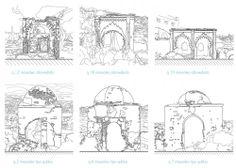 Cementerio Muyahidín de Tetuán: El dibujo como viaje de descubrimiento