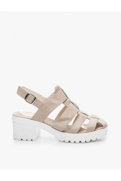 Susie - summer sandals beige