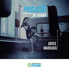 Ta afim de entrar em forma mas não curte academia? Que tal praticar alguma arte marcial? Existem diversas modalidades para você escolher: MMA, Jiu-Jitsu, Karaté, Taekwondo, Muay Thai e tantas outras opções para quem deseja entrar em forma, definir os músculos, aumentar a resistência e força física de um jeito super divertido 👍 Escolha sua categoria e bora treinar 💪 #Academia #Fitness #Saúde #Ipatinga #Taekwondo #MuayThai #MMA, #JiuJitsu #Karaté #ProAtiva