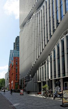 Viñoly, Amsterdam | Office-tower by Rafael Viñoly, part of a… | Flickr - Photo Sharing!