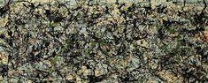 Jackson Pollock: Lucifer (1947)