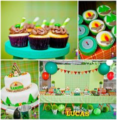 Camping Party Ideas Planning Idea Supplies Decorations Cake Scouts
