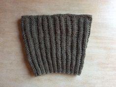 Snood tour de cou Enfant 3 ans gris vert en laine tricoté main   Mode  garçons par la-p-tite-mimine f785c782171