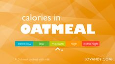 Nutrition of Oatmeal (Vitamins, Carbs, Fiber) (GI = Oatmeal Nutrition, Cereal Nutrition, Healthy Cereal, Oatmeal Calories, Carbs In Oatmeal, Quaker Instant Oatmeal, Green Grapes Nutrition, Calorie Chart, Nutritional Cleansing