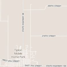 Foursquare Map to Tipton Adaptive Daycare LLC, 1325 Cedar Street, Tipton, IA. 563-886-3143