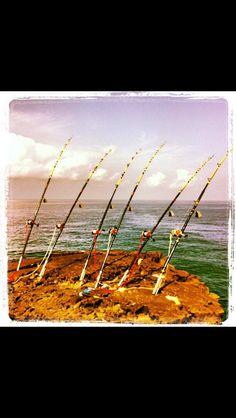Fishing, Ulua Style