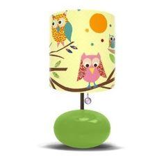 @Jennifer Travaille BrownOwl Lamp
