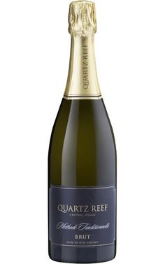 Quartz Reef Méthode Traditionnelle Brut NV Central Otago - 6 Bottles Pinot Noir Grapes, Central Otago, Grilled Lamb, Growing Grapes, Fresh Seafood, Wines, Bottles, Champagne, Fragrance
