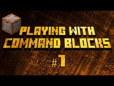 Want to learn how to use command blocks! Check it out! Playing With Command Blocks: Always Day in Minecraft Minecraft Tips, Minecraft Tutorial, How To Play Minecraft, Minecraft Commands, Creative Area, Block Party, Check It Out, Plays, Games