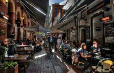World heritage listed, Hardware Lane Melbourne Australia. #Melbourne #Australia #heritage #hardwarelane #holiday #vacation