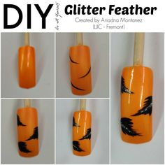 Today's #LjicTuesTorial is a Glitter Feather nail design created by Ariadna M. from #LJIC - Fremont. Excellent job Ariadna & thank you for participating in this week's TuesTorial. For a closer look at each design visit, http://www.ljic.edu/Media/News/TabId/124/ArtMID/613/ArticleID/86/DIY--4-Fun-Looks-for-the-Season.aspx  LIKE: www.facebook.com/lajamesinternational