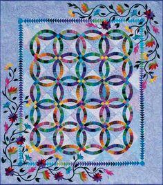 quilt kit : http://www.hancocks-paducah.com/ProductImages/XLarge/HJNQFFMWRQK.jpg