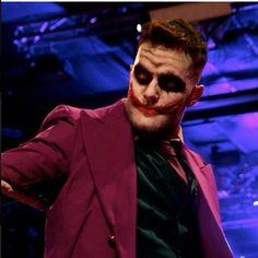 Finn Balor as the Joker