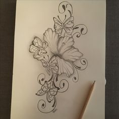 FlowerAndButterfly